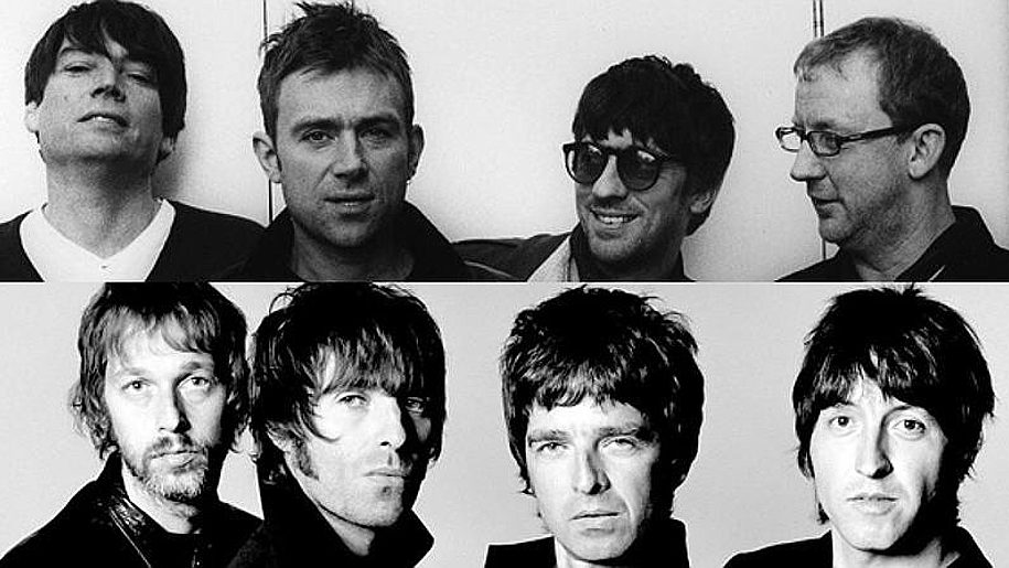 Blur vs. Oasis: how the biggest rivalry of Britpop was born