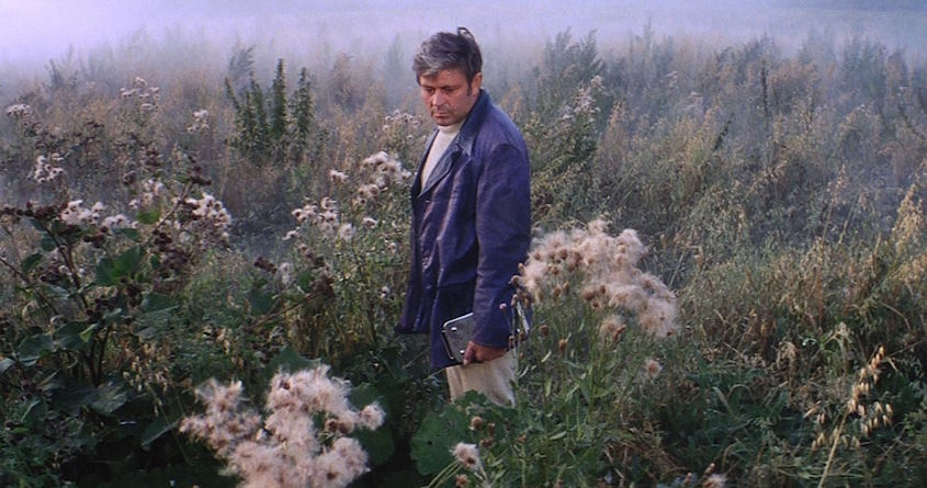 Inside Andrej Tarkovskij's philosophy: what moves men in Solaris and Stalker
