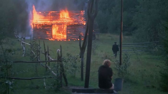 Analysis of Tarkovsky's The Mirror through the words of who saw it ...