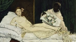 Manet's Olympia: the big art scandal of 1800's Europe