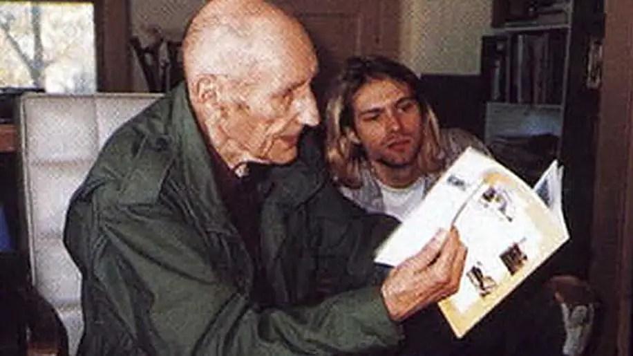 "Quando Kurt Cobain incontrò William Burroughs: ""The Priest they called him"""