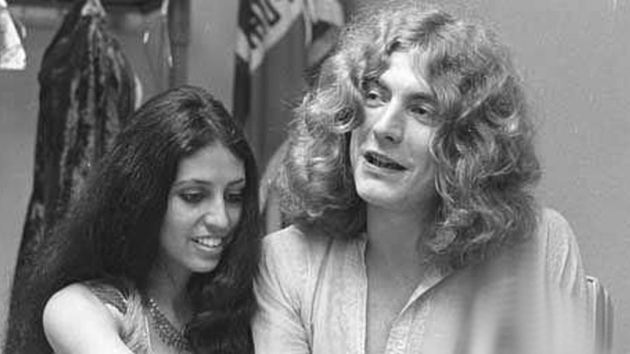 Thank You: Robert Plant's declaration of love to his wife