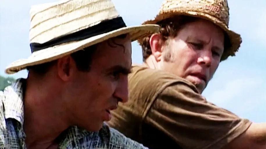 Quando Tom Waits andò a pesca con John Lurie (e non gli rivolse più la parola)