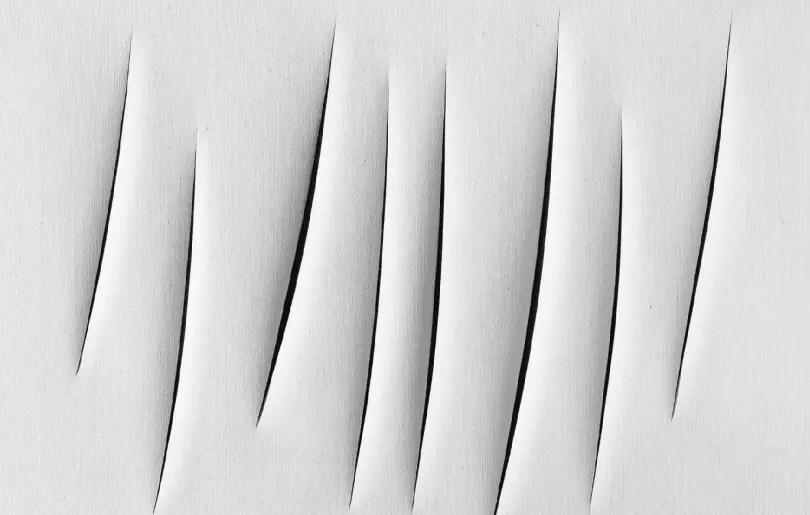Dietro i tagli di Lucio Fontana: la filosofia del concetto ...