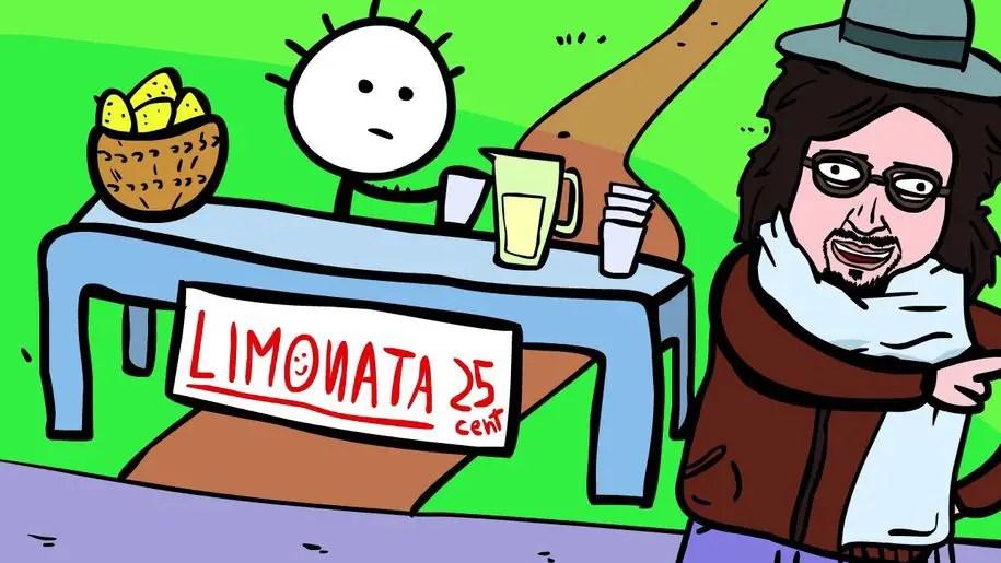 L'esilarante parodia su Alessandro Borghese divenuta fenomeno web