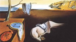 Salvador Dalí, The Persistence of Memory and the lost meaning of a melting world
