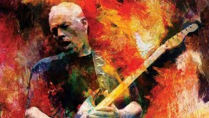 David Gilmour: the art of guitar and life with Pink Floyd