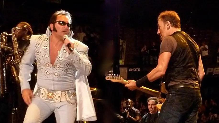 """Quando """"Philly"""" Elvis salì sul palco con Bruce Springsteen: una storia rock"""