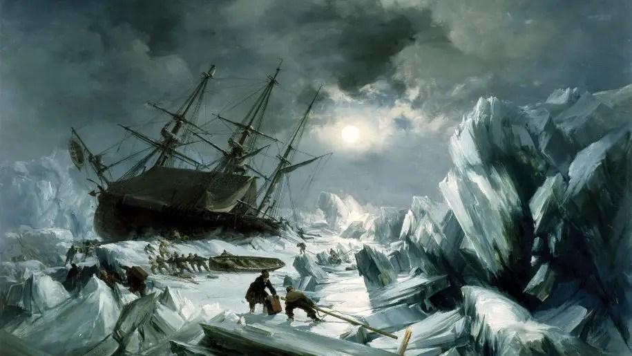 The Terror: la vera storia della spedizione perduta tra i ghiacci artici