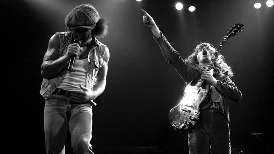 Back in Black: la rinascita degli AC/DC senza Bon Scott