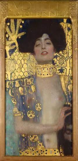 Giuditta-I-Judith-I-Klimt