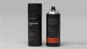 Mezzanine dei Massive Attack diventa il DNA di una vernice spray