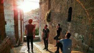I Diraq: un nuovo album di fronte ai grandi del rock