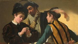 The most famous paintings portraying gambling