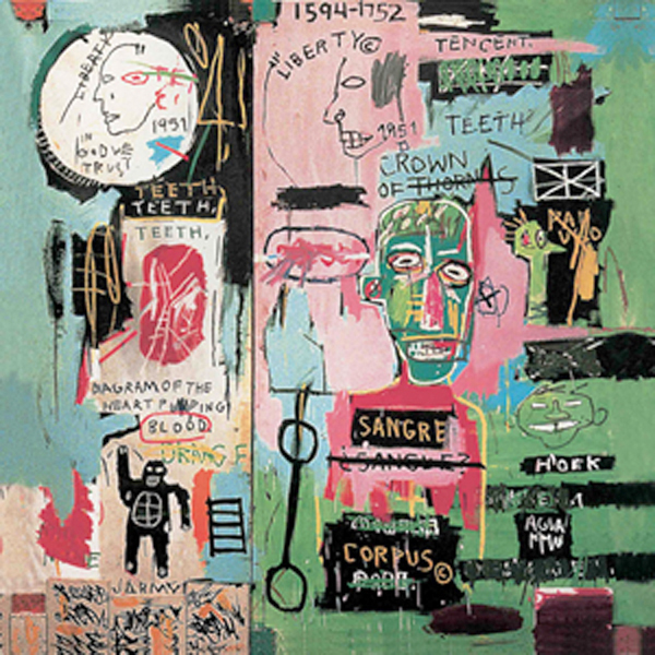 Jean-Michel Basquiat: his best works and the meaning of his