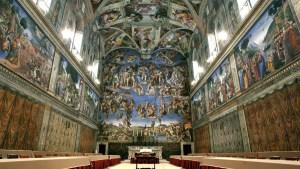 La Cappella Sistina: un'opera che trascende il tempo dell'uomo