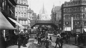 Londra ai tempi della rivoluzione industriale