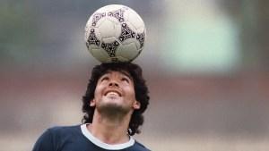 Chiedetemi chi era Diego Armando Maradona