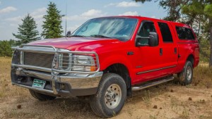 Why is the 7.3 powerstroke equipped F-250 still so popular?