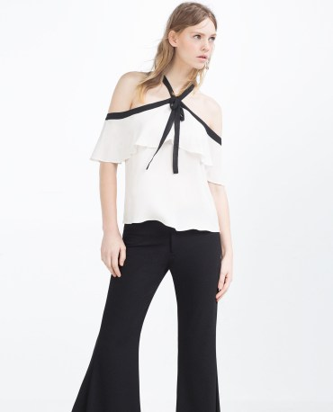 Zara - Off Shoulders