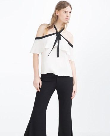 Zara - Off Shoulders