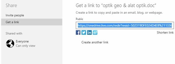 Cara Upload dan Download di OneDrive 3