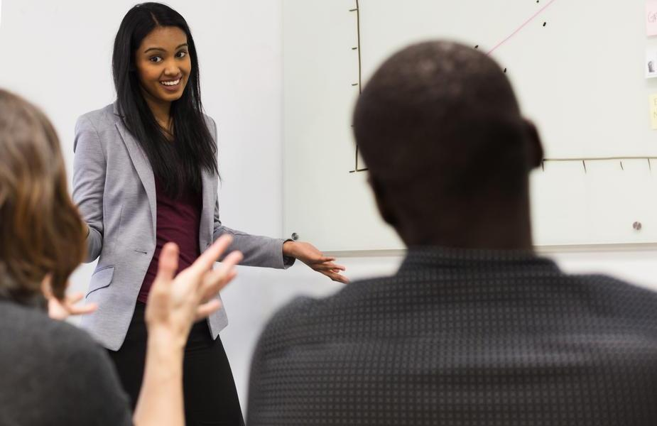 managing up women in business