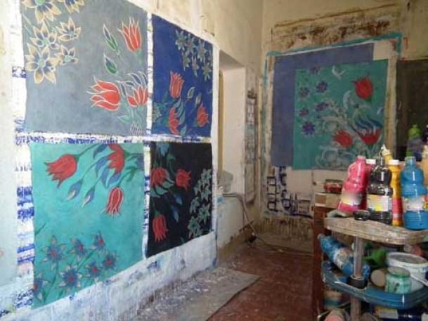 121-Atelier et photos in situ