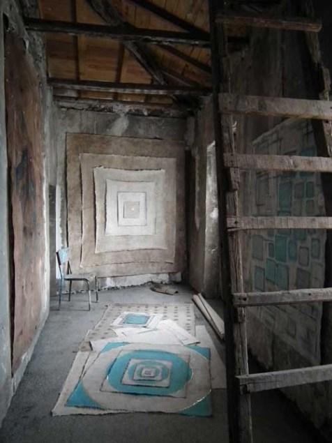 56-Atelier et photo in situ