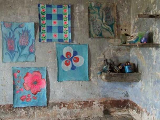 58-Atelier et photo in situ