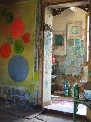 80-Atelier et photo in situ