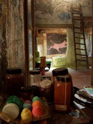 83-Atelier et photo in situ