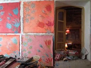 94-Atelier et photo in situ
