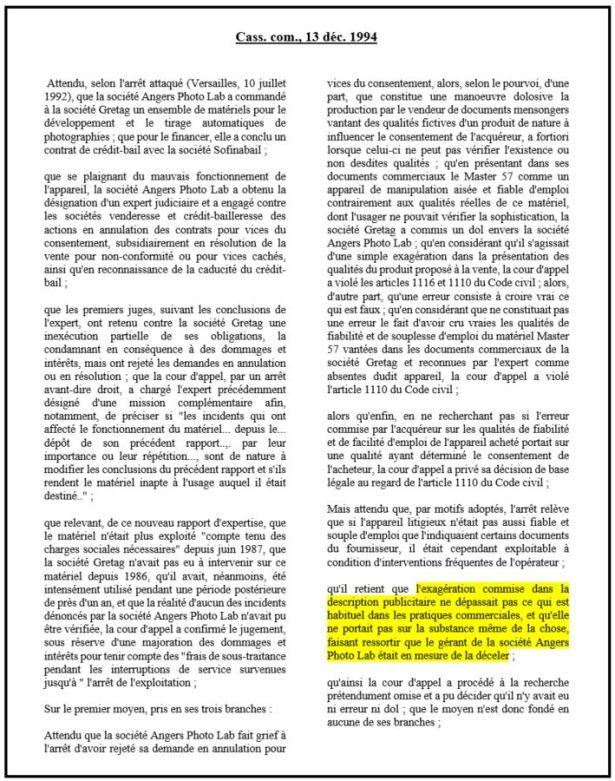Le Dol Notion Elements Constitutifs Et Reforme Des Obligations A