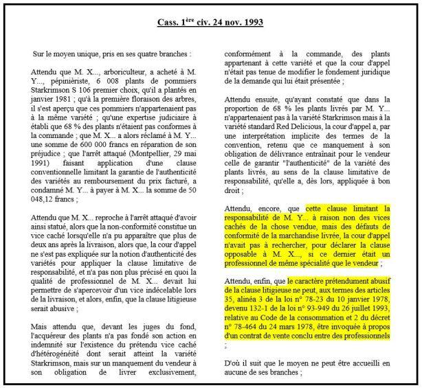 Les Clauses Abusives Regime Juridique A Bamde J Bourdoiseau