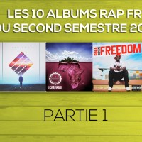 Les 10 albums rap FR du second semestre 2016 (1)