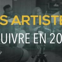 Les artistes francophones que vous devez suivre en 2017