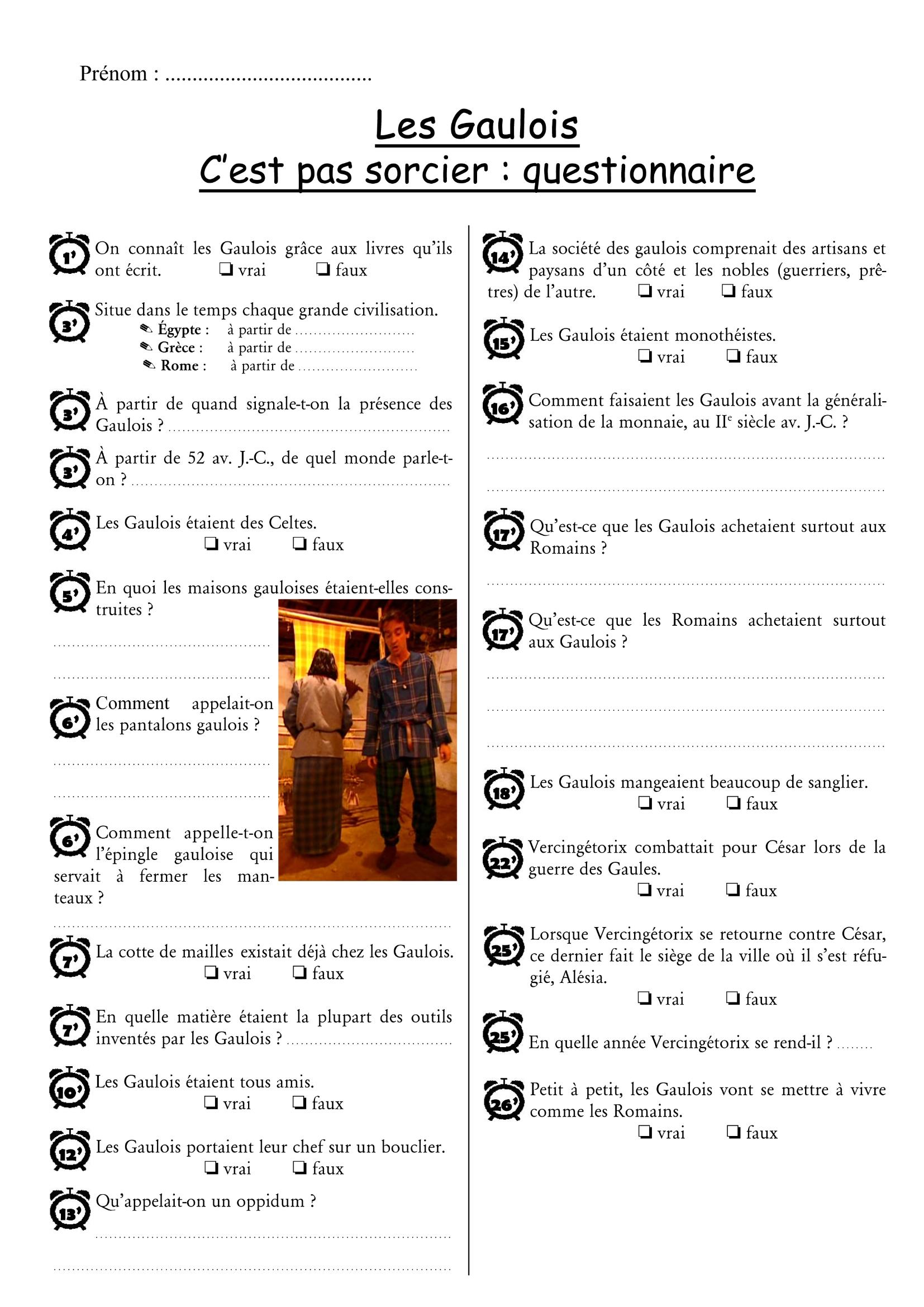 C Est Pas Sorcier Les Gaulois : sorcier, gaulois, Histoire, Gaulois, Banque, D'Aurélien