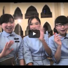Documentary about Aurelio Porfiri and Santa Rosa de Lima English Secondary Choir in Macau