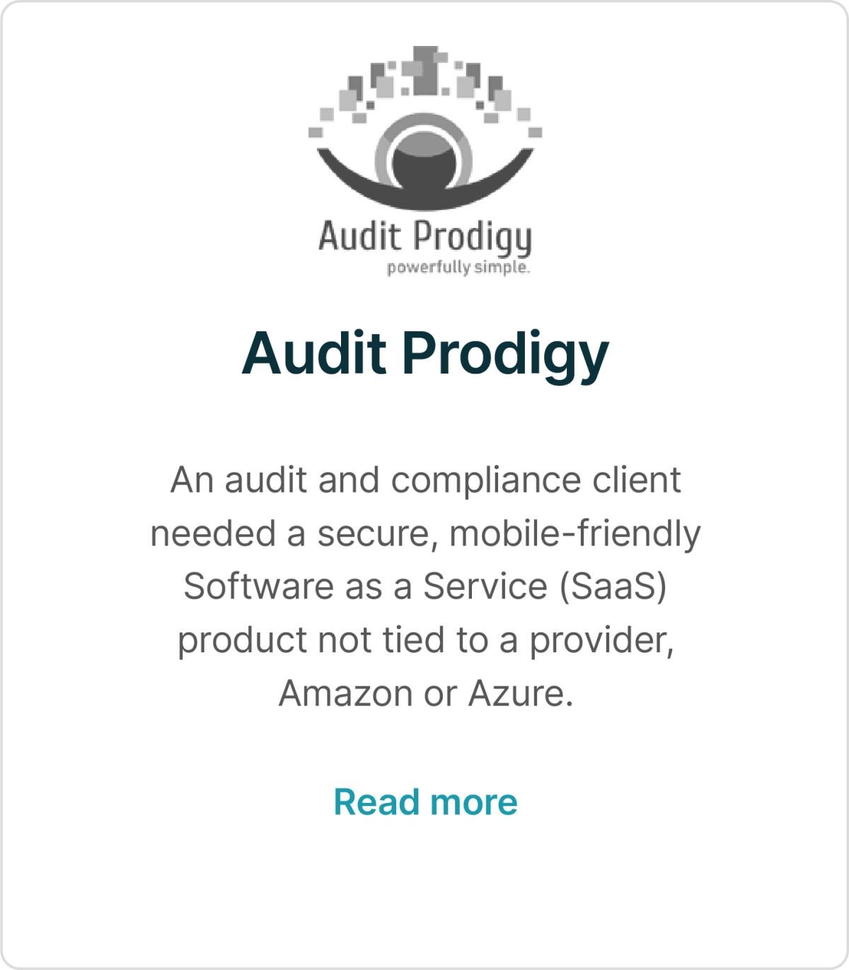 AuditProdigy