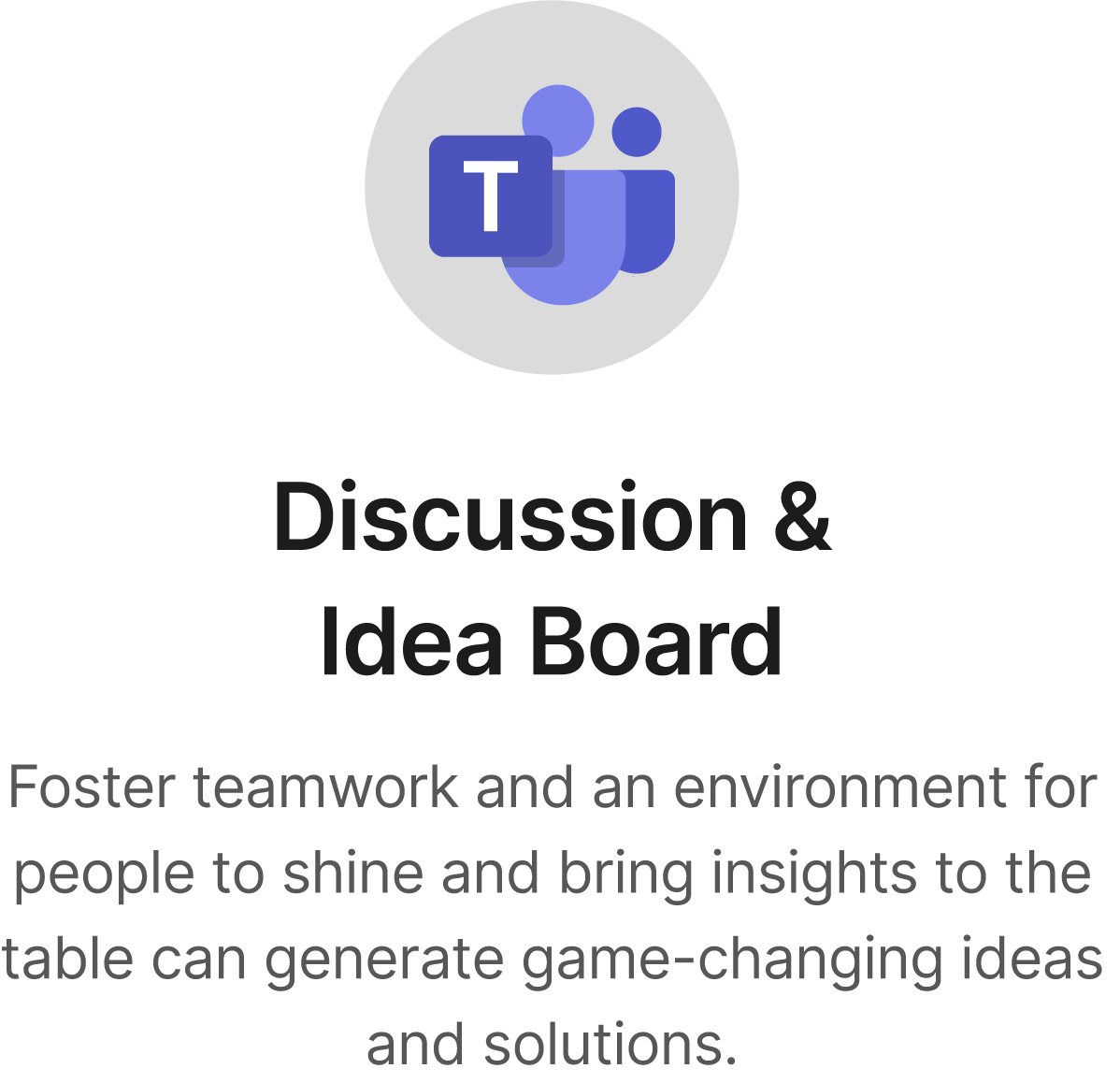 Discussion+IdeaBoard