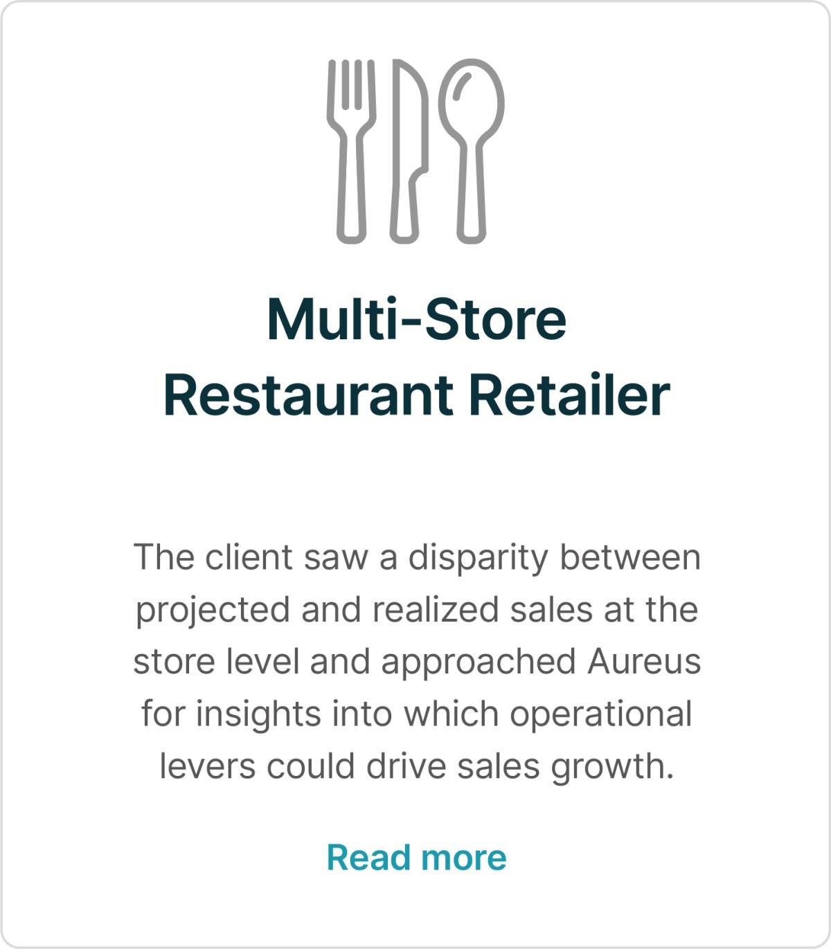 Multi-Store-Restaurant-Retailer