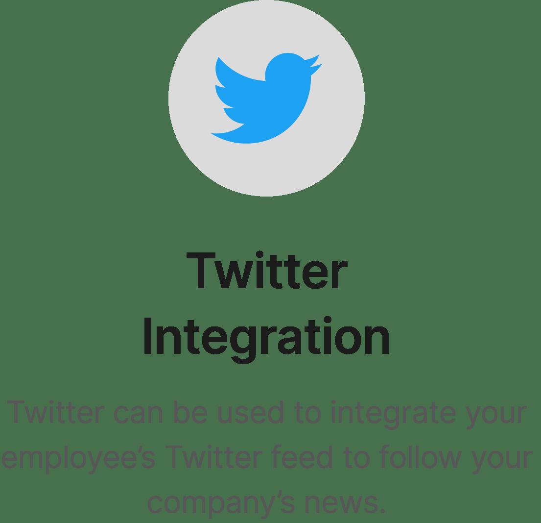 TwitterInegration