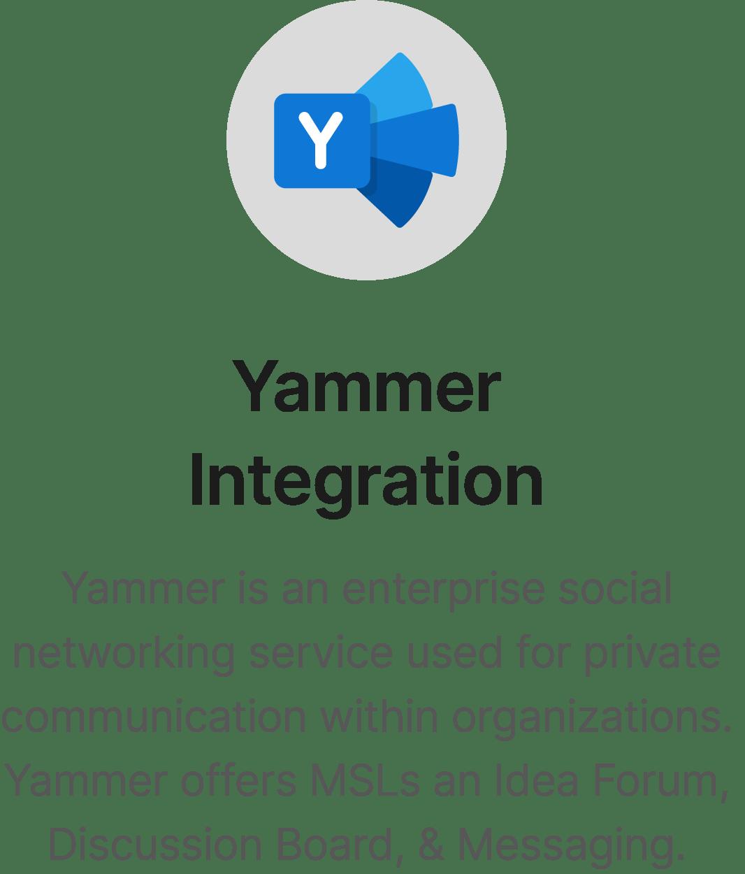 YammerIntegration