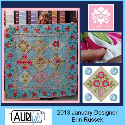 2013 Erin Russek Jan aurifil designer button
