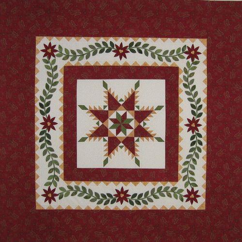 erin russek christmas quilt