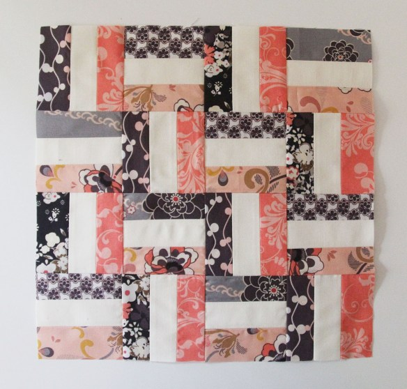 Block of the Month October