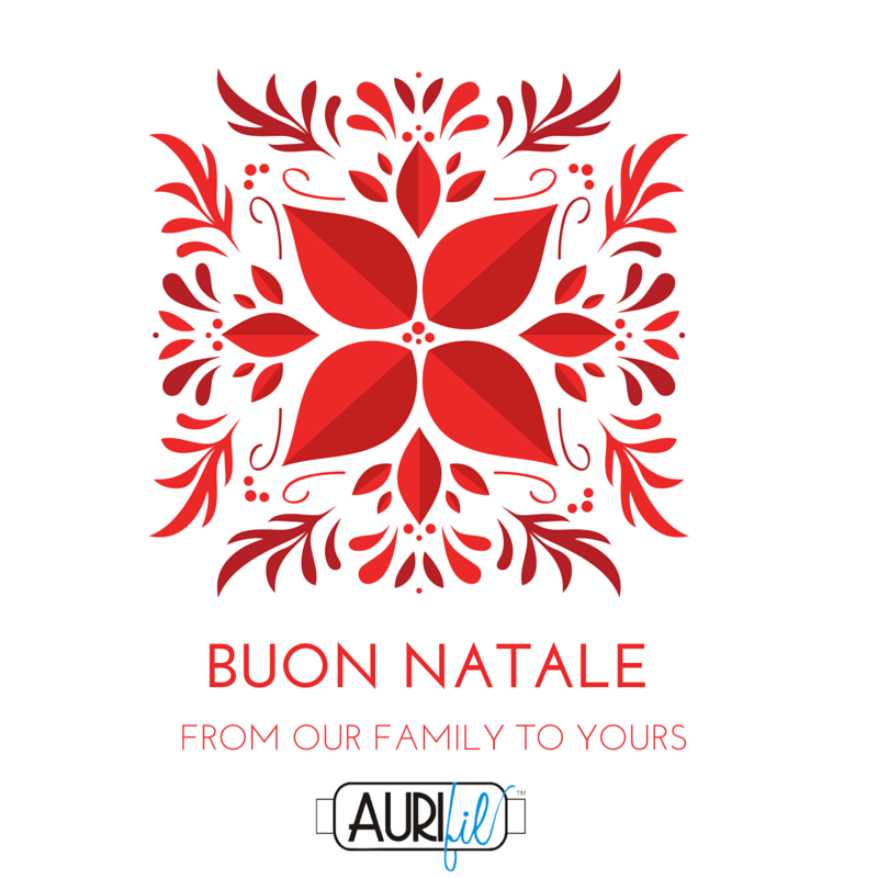 Buon Natale Aurifil 2015