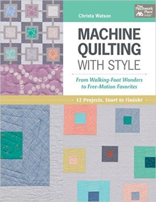 8a_Machine Quilting With Style