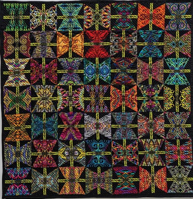 An Agreement of Butterflies by Paula Nadelstern